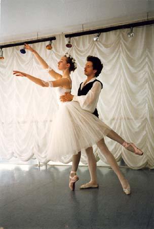 Klassisches Ballett Homosexuell Paris